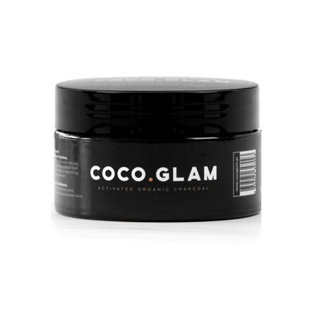 COCO Glam czarny proszek do wybielania zębów z węglem aktywnym, 30 g