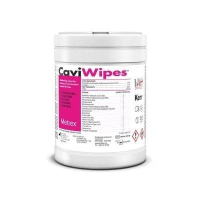 CaviWipes chusteczki dezynfekujące 160 szt