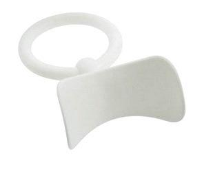 FALCON Płytka przedsionkowa Nr 3 - korektor zgryzu dla dzieci w wieku 5-7 lat, plastikowa