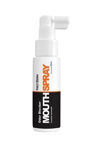 FrezyDERM ODOR BLOCKER spray  przeciw nieprzyjemnemu zapachowi z ust (halita),50 ml