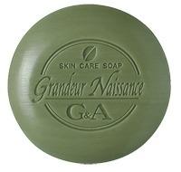 G&A Tea Cosmetics Matcha Soap - peelingujące mydełko do pielęgnacji skóry twarzy, 100 g