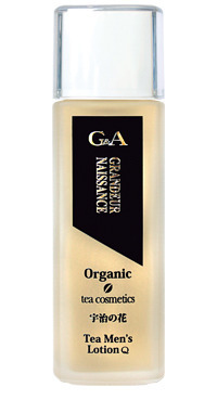 G&A Tea Cosmetics Men's Lotion - tonik łagodzący podrażnienia dla mężczyzn, 100 ml