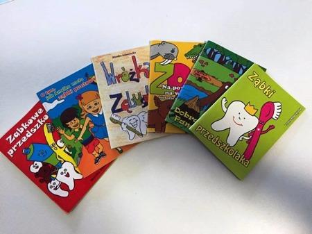 Książeczka do czytania dzielnego Pacjenta