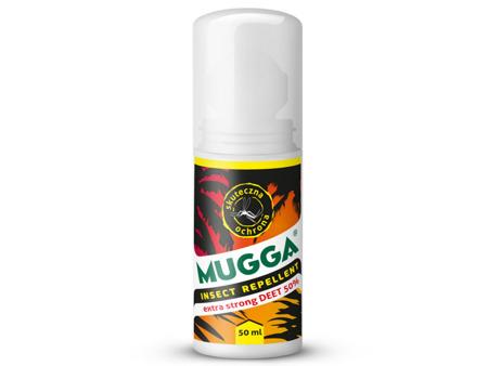 MUGGA STRONG mleczko roll-on  DEET 50 %, 50 ml