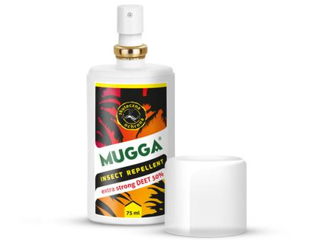 MUGGA STRONG spray  DEET 50 %, 75 ml