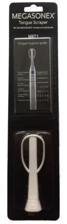 Megasonex ultradźwiękowy skrobak do czyszczenia języka M8T1 - 1 sztuka