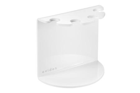 Oviden OVI-ONE QUATRO uniwersalny uchwyt na 4 końcówki szczoteczek elektrycznych, sonicznych, ultradźwiękowych