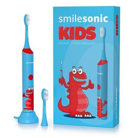 SMILESONIC KIDS szczoteczka soniczna dla dzieci + kalendarz mycia zębów
