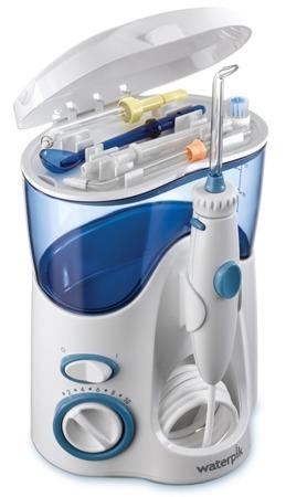 Waterpik  WP-100 E2 Ultra + 7 końcówek (PL) - irygator dentystyczny